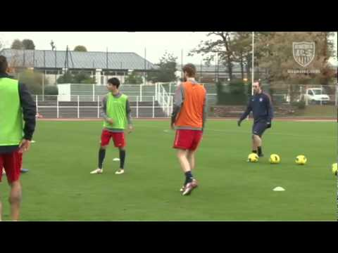 Inside the Lines: MNT Training Session in Versailles, France