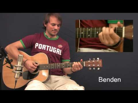 Leo Aberer - Guitar Tutorial - Sweet Home Alabama - Part 3