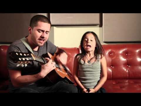 Rolling in the Deep - Adele Acoustic Cover (Jorge and Alexa Narvaez)