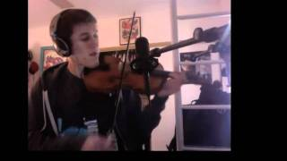 Fort Minor/Alicia Keys - Where'd You Go/No One (VIOLIN COVER) - Peter Lee Johnson