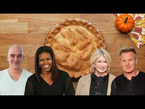 Which Celebrity Has The Best Apple Pie Recipe?