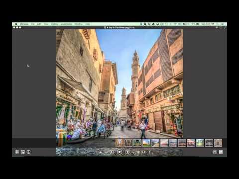 محاضره عن تقنيه HDR مع المصور نادر العاصي – شرح عملي وتطبيقي
