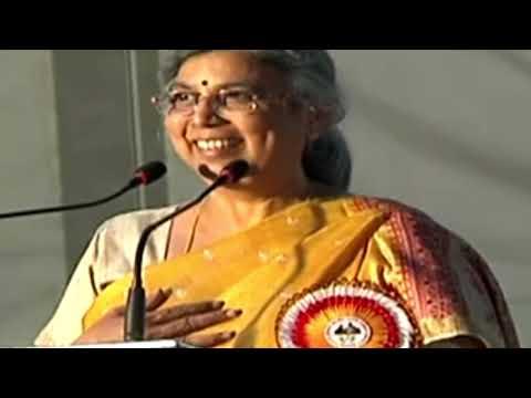 साहित्य संमेलनाध्यक्षा डॉ. अरुणा ढेरे यांचे भाषण