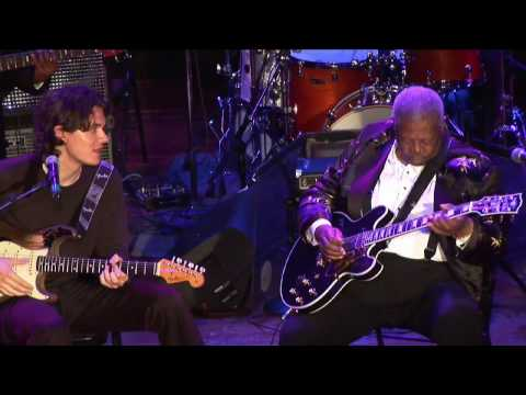 BB King and John Mayer Live (part 1) At Guitar Center's King of the Blues
