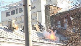 Борьба за крышу дома на улице Шелковичной