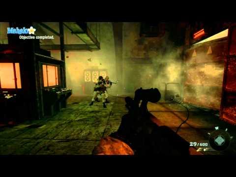 Call of Duty: Black Ops Veteran Mode Walkthrough - Mission 11 WMD Part 1