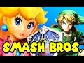 VIDEOGAME CHARACTERS DATING! - Super Smash Bros. Mod (Garry's Mod)