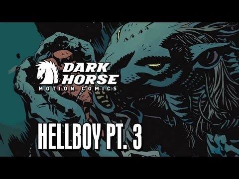 Dark Horse Comics - Hellboy: The Fury Part 3