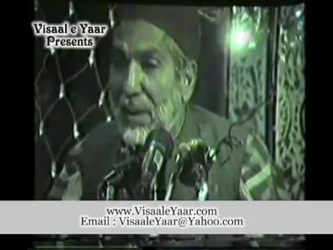 PUNJABI NAAT( Zikar Di Bazm)ABDUL SATTAR NIAZI.BY  Naat E Habib