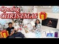 Opening Christmas Presents *CHRISTMAS DAY 2017*