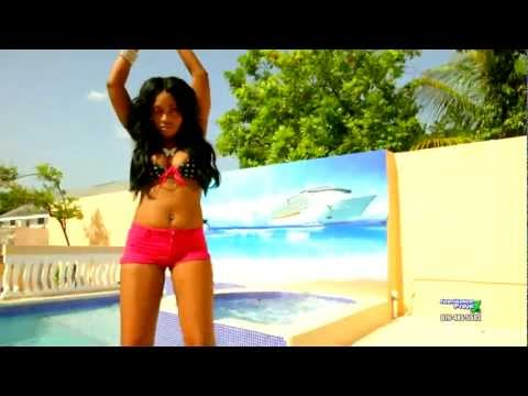 Lanmine - Pretty Body Gyal (Official HD Video)