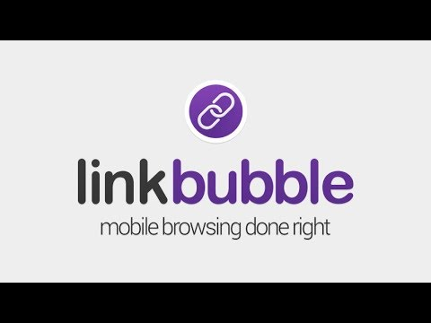 Introducing Link Bubble