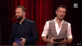 Wiadomości TVP vs TVN