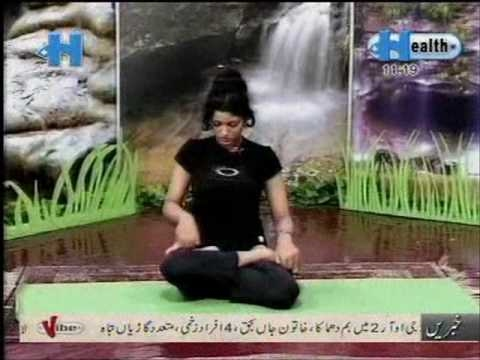 Mathira - Yoga Expert - To Increase Breast Size