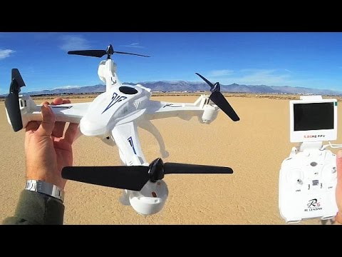 RC Leading RC109F Large FPV Drone Flight Test Review - UC90A4JdsSoFm1Okfu0DHTuQ