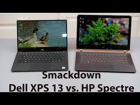 HP Spectre vs. Dell XPS 13 Comparison Smackdown - default