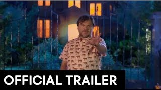 THE HOUSE WITH A CLOCK IN ITS WALLS | OFFICIAL MAIN TRAILER | JACK BLACK