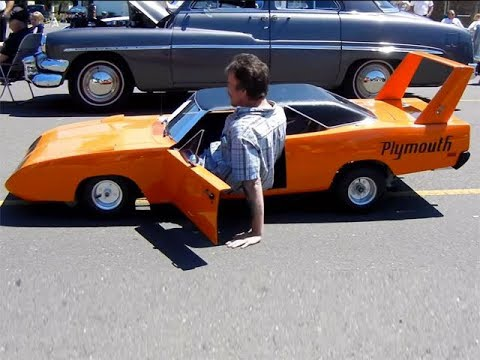 Best of Amazing Mini Cars with Engine - UCE1rh8YHogAaKFRaUawqL9A