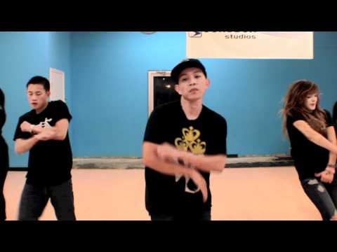 """Girls & Clothes""- Audio Push Choreography by David Truong"