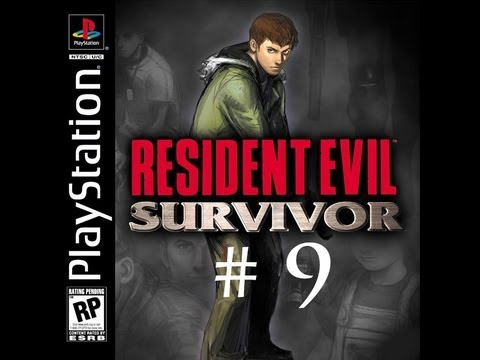 Resident Evil Survivor (PS1) Walkthrough part 9.