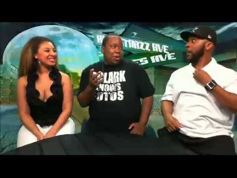 HoodStarzz Tv Interview w- CClark Fotos Hosted By TMIles & Sinnamen Success