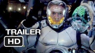 Pacific Rim Official Trailer (2013) - Guillermo del Toro Movie HD