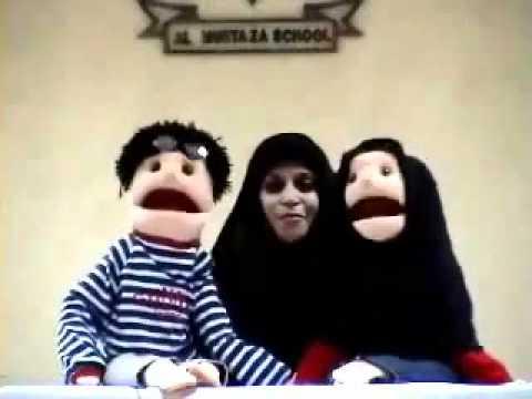 Puppet Show (live) - Zakira Shyrose Dhalla - AMS Junior Branch