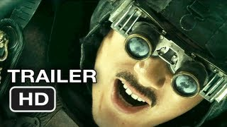 Tai Chi 0 Official Chinese Trailer (2012) - Stephen Fung Martial Arts Epic HD