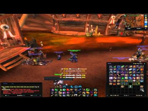 ★ WoW Gold - 1250G/Hr Grinding/Farming Location!, ft. Dubisttot - WAY ➚