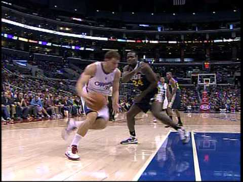 BLAKE GRIFFIN HIGHLIGHT VIDEO ROOKIE SEASON 1ST MONTH