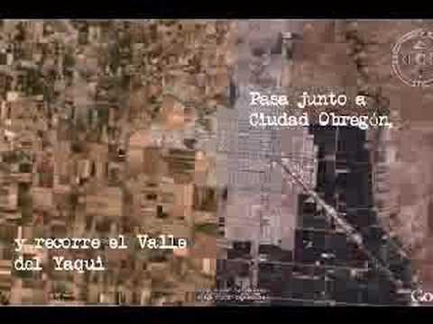 Rio Yaqui - vida y muerte