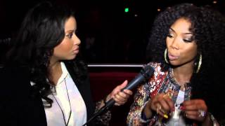 Brandy Says She Thought She Fell Off, Talks Conquering Her Insecurities