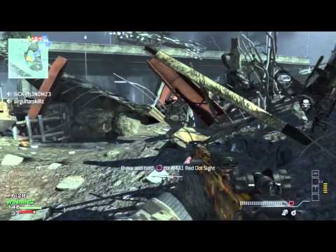 COD MW3 - PS3 Frame Rate Issues