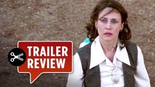 Instant Trailer Review: The Conjuring Trailer 2 (2013) - Patrick Wilson Horror Movie HD