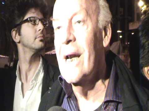 Félix Díaz junto a Eduardo Galeano en el acampe de lucha y resistencia QOM