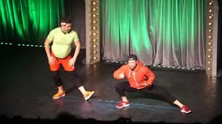 <b>Kabaret Paranienormalni</b> - Pierwszy trening 2017