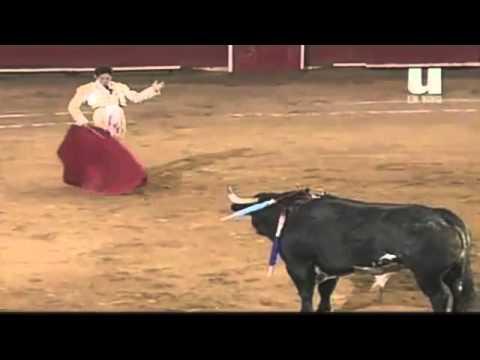 Diego Silveti Faena de Rabo en La Mexico