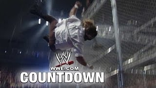 WWE Countdown: Top Table Moments