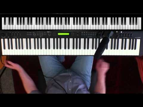 Georgia On My Mind: Tutorial for piano by 7notemode