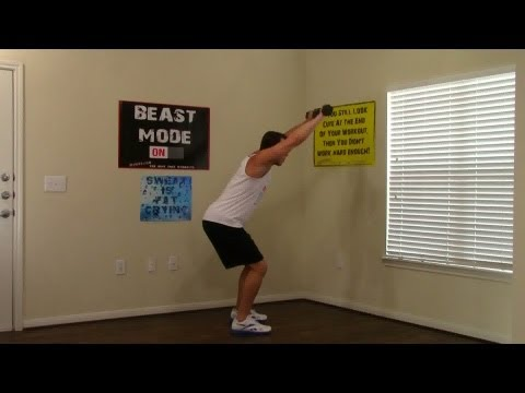 12 Min Blitz Back and Biceps Workout - HASfit Back and Biceps Exercises - Back Bicep Workouts