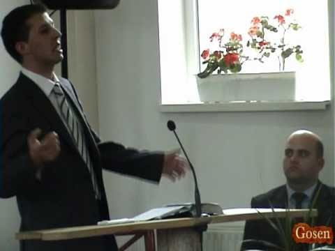 Gosen - 20 martie 2011 - dum dimineata(binecuvantare Moldovan Hadasa