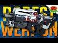 RAREST GUN IN THE GAME  - REDRIX'S CLAYMORE | Destiny 2