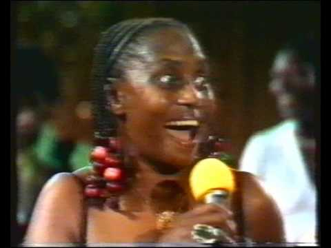 Pata Pata - Miriam Makeba in Holland 1979