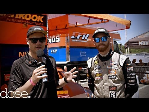 2014 Formula Drift Leader Chris Forsberg Talks About New Show 'Garage Tours' On NetworkA.com - UCsert8exifX1uUnqaoY3dqA