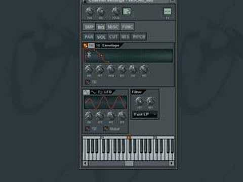 FL Studio  - ADSR Envelopes - Warbeats Tutorial