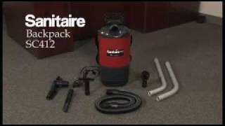mqdefault sanitaire backpack vacuums sc412 youtube  at bayanpartner.co