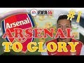 Fifa 14 Ultimate Team - Arsenal To Glory #1
