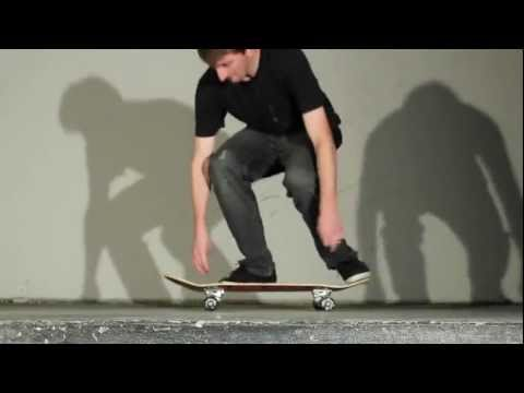 Learn how to Kickflip Easily