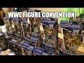 WWE ACTION INSIDER: Wrestling Figure Hunting at Legends of the Ring Convention! Mattel Elites