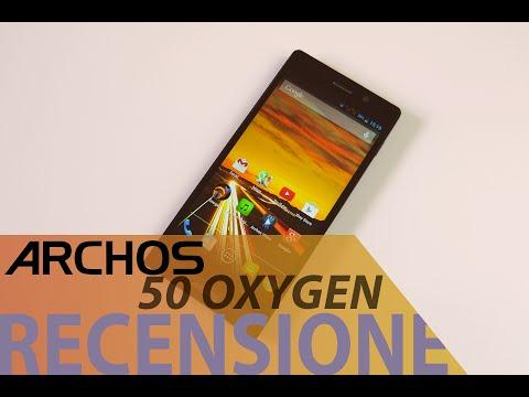 Archos 50c Oxygen, recensione in italiano